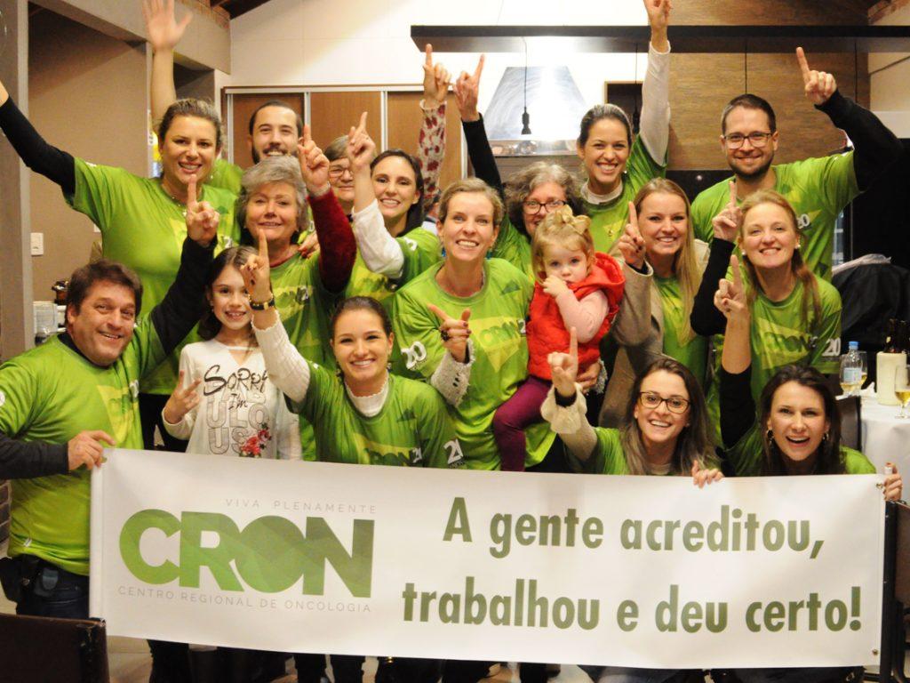 CRON recebe certificação de Acreditação