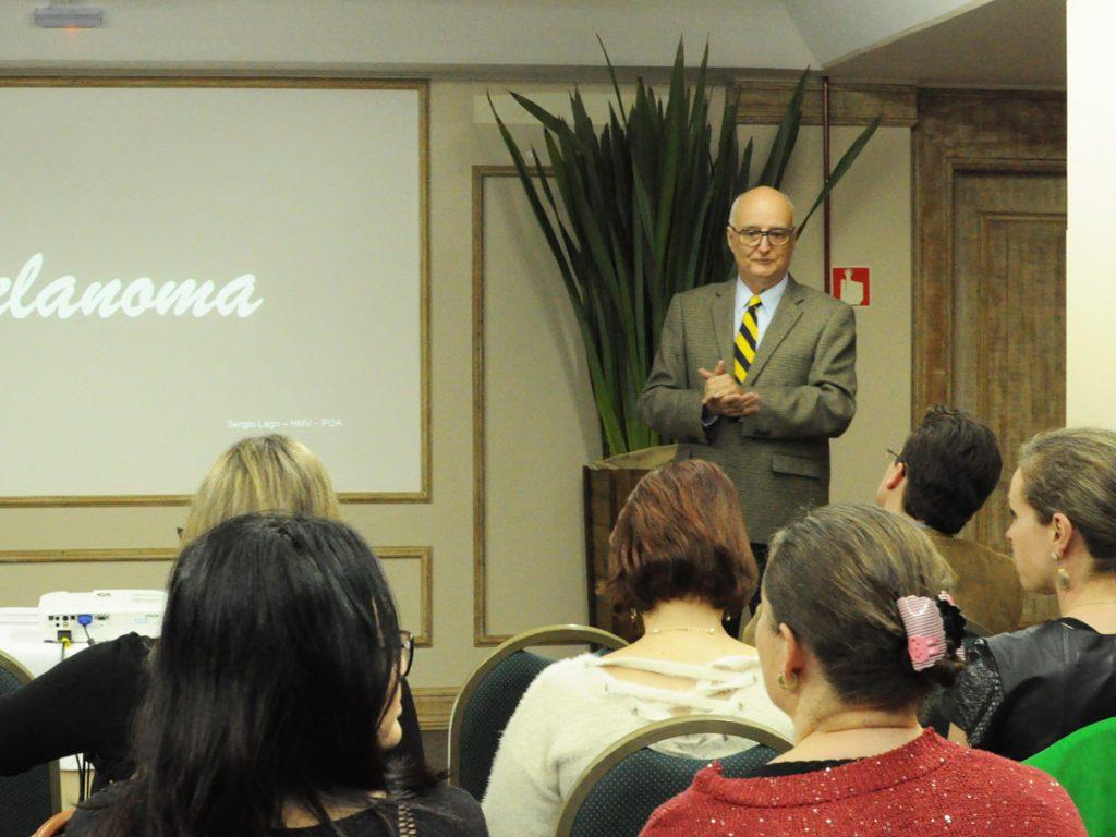 Ciclo de Palestras CRON | Melanoma com Dr. Sérgio Lago