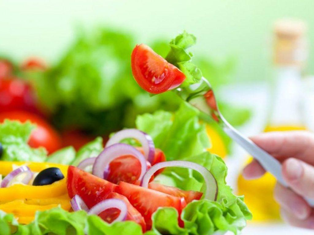 Alimentação para evitar o câncer