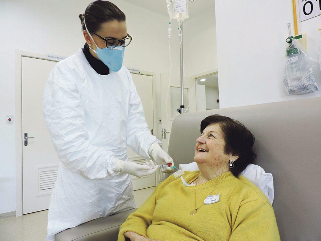 CRON: O olhar além do tratamento