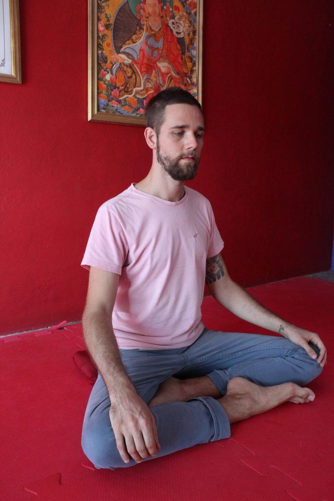 Equilíbrio entre o corpo e a mente